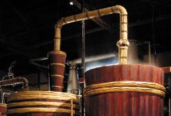 創業から続く「木桶蒸留」の話