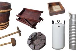 本格焼酎造りを支える道具たち