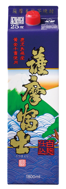薩摩富士 1800mlパック