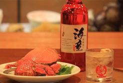 白か、赤か、最高の食は串木野駅前で交差する