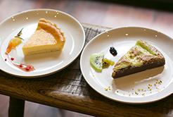 アートな空間で味わう 手作りケーキ『 CAFÉ60』へ