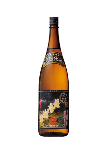 黒薩摩富士 1800ml 瓶