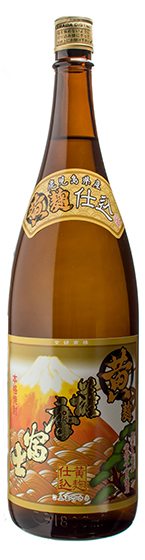 黄 薩摩富士1800ml 瓶