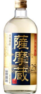 薩摩蔵 720ml 瓶