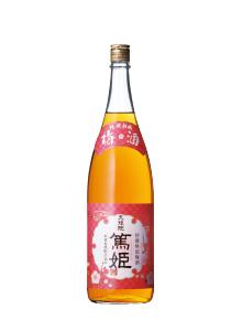 特撰熟成梅酒 天璋院 篤姫 12度 1800ml 瓶