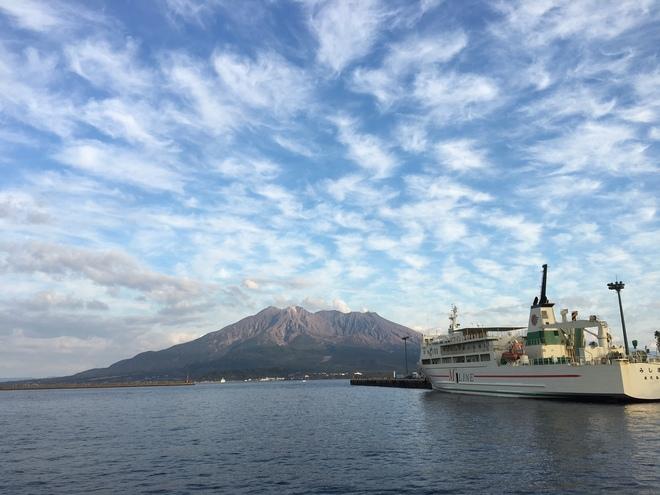 桜島のサムネイル画像