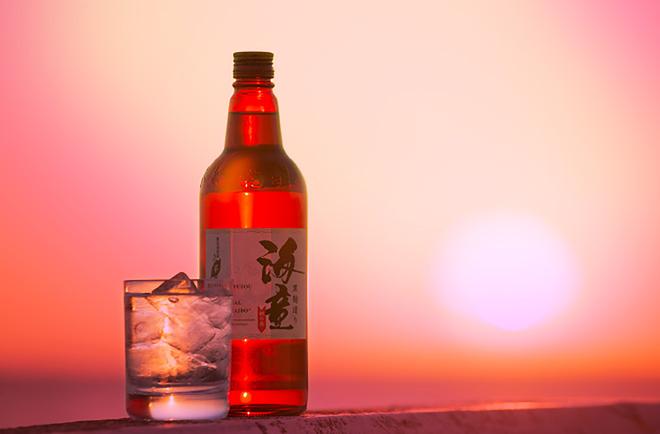 祝の赤と夕陽.jpg