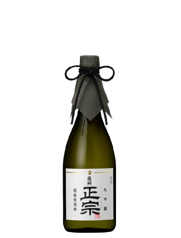 清酒 薩州正宗 大吟醸酒 720ml