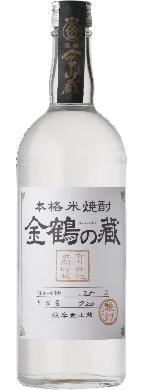 金鶴の蔵 香り仕込み 720ml 瓶